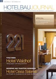 Plana K Hen Hotelbau Journal 20 De By Michaeler U0026 Partner Issuu