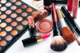 professional makeup set eyeshadow palette lipstick mascara