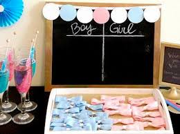gender reveal parties have got to be the most white person thing