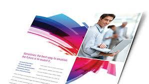 technology brochures u0026 flyers templates word u0026 publisher