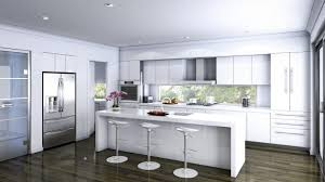 White Kitchen Islands With Seating Charming Contrasting Kitchen Islands White Island Kitchens And