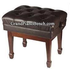adjustable piano bench