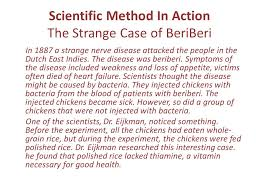 the scientific method there u0027s no single method to answering