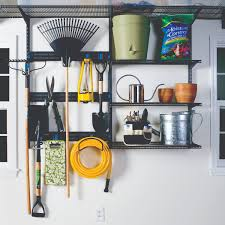 top tips to tackle garage organization organized living