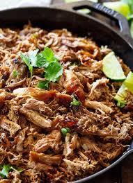 cuisine mexicaine recette porc effiloché façon carnitas mexicaines la recette à vous flatter
