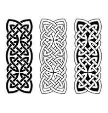 viking border vector images 260