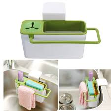 Suction Sponge Holder Sink by New Suction Cup Brush Sponge Sink Draining Washing Drain Rack