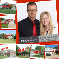 brian u0026 julie ryberg realtor warrensburg missouri spouses selling