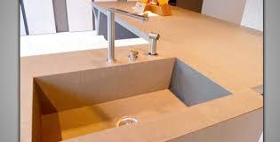 plan de travail cuisine beton plan de travail béton ciré la cuisine lancelin fils caen