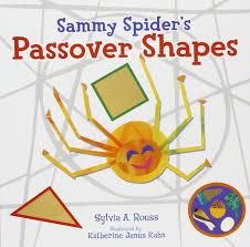 amazon com sammy spider u0027s passover shapes 9781467779708