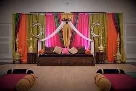 mehndi decoration tempting occasions mehndi decorations party decor mehndi stages