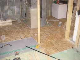 Basement Flooring Tiles With A Built In Vapor Barrier Basement Sub Floor Greg Maclellan