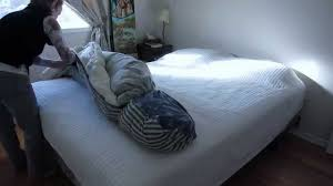 comment ranger sa chambre le plus vite possible comment mettre rapidement une housse de couette