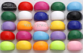 baby plastic rings images Girl 39 s ring plastic rings children rings baby jewelry lady rings jpg
