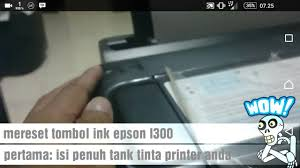 printer epson l210 minta reset how to reset ink button in printer epson l300 hot clip new video