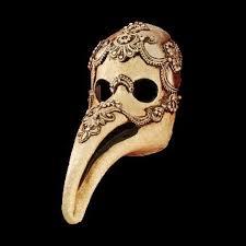 masquarade masks doctor masquerade mask macrame silver