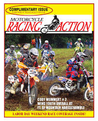 motocross races in pa mra dec 2005 by motorcycle racing action issuu