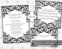 diy printable wedding invitation template set 2466314 weddbook