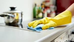 what is the best way to clean kitchen cabinets keep your kitchen with a cleaning checklist