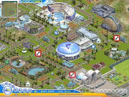 Sea World Map Seaworld Adventure Parks Tycoon Review Gamespot