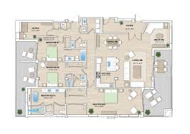 Florida Floor Plans Floorplans The Pearl Sarasota Florida Elegant And Distinctive