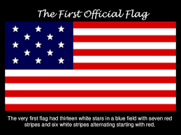 Red White Flag With Blue Star The American Flag The Star Is A Symbol Of The Heavens And The