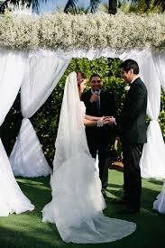 Wedding Arches Miami Miami Beach Wedding By Kallima Photography Floral Designs