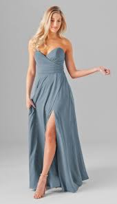 slate blue bridesmaid dresses bridesmaid dresses