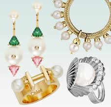 must earrings these 10 must pieces are not your s pearl jewelry