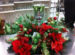 lime green and red christmas centerpiece i made it pinterest