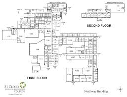 Us Senate Floor Plan Campus Maps St Cloud Technical Community College