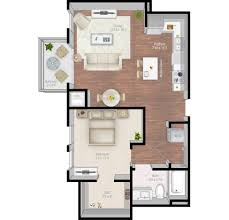 mill u0026 main luxury apartments floor plans