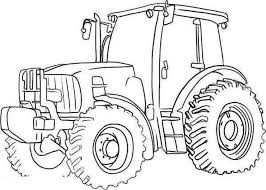 tractor trailer coloring pages 32 best tractors and construction images on pinterest coloring