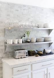 amazing simple grey and white kitchen backsplash white kitchen
