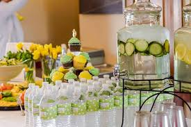 yellow baby shower ideas yellow and green baby shower search diy