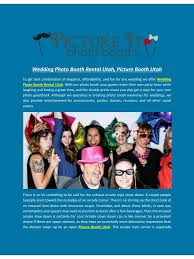 photo booth rental utah wedding photo booth rental utah picture booth utah pdf pdf archive