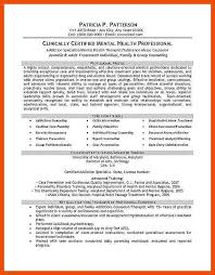 8 9 mental health resume objective examples formatmemo