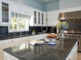 granite kitchen countertops pictures stainless steel pull out
