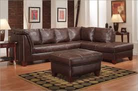 Brown Leather Sleeper Sofa Bonded Leather Sectional Sleeper Sofa Centerfieldbar Com