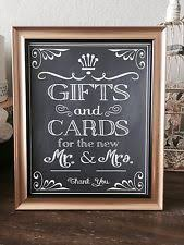 mr and mrs wedding signs mr mrs sign ebay