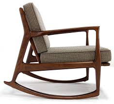 Rocking Chair Teak Wood Rocking Contemporary Rocking Chair Decor References
