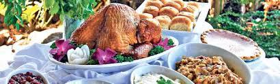 thanksgiving fixings themontecristos