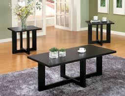 Black Living Room Table Sets Stylish Black Coffee Table Set Black Coffee Table Sets Wolfley39s
