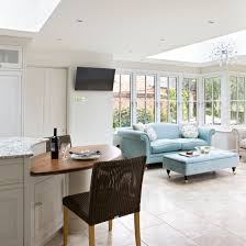 kitchen conservatory ideas white open plan conservatory open plan conservatory design and