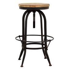 Oak Bar Stool With Back Furniture Appropriate Oak Bar Stool Walmart Com High Resolution