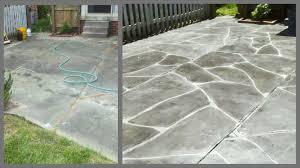 Cover Cracked Concrete Patio by Concrete Patio Repair Beautiful Patio Ideas As Concrete Patio