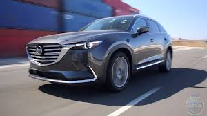 latest mazda 2017 mazda cx 9 review and road test youtube