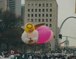 st louis thanksgiving parade
