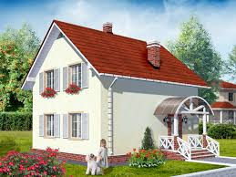 house plan by akvilonpro u0027 u0027ruta 3 u0027 u0027 96 sq m the mansard cottage