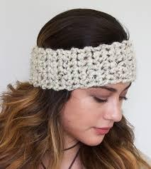 ear warmer headband chunky knit earwarmer headband women s accessories beautiefull